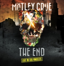 Motley Crue - The End, DVD