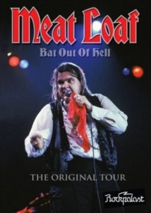 Meat Loaf: Bat Out of Hell - The Original Tour, DVD