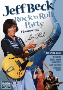 Jeff Beck: Rock 'N' Roll Party - Honouring Les Paul, DVD DVD