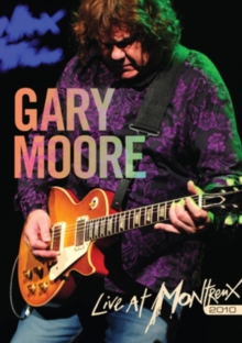 Gary Moore: Live at Montreux 2010, DVD DVD
