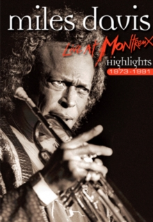 Miles Davis: Live at Montreux - Highlights 1973-1991, DVD