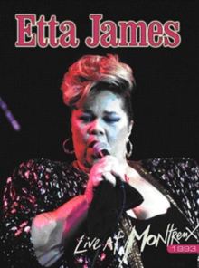 Etta James: Live at Montreux 1993, DVD