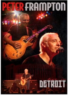 Peter Frampton: Live in Detroit, DVD