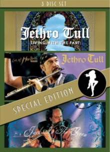 Jethro Tull: Living With the Past/Live at Montreux 2003/Jack..., DVD