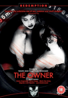 The Owner, DVD DVD