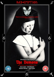 The Demons, DVD