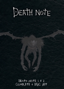 Death Note 1 and 2, DVD