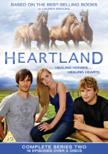 Heartland: The Complete Second Season, DVD