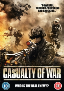 Casualty of War, DVD