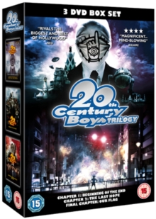 20th Century Boys: The Complete Saga, DVD