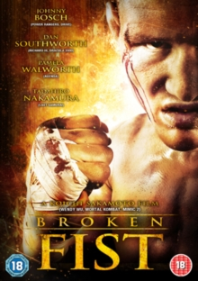 Broken Fist, DVD