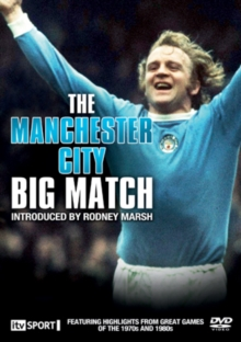 Manchester City: Big Match, DVD  DVD