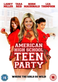 American High School: Teen Party, DVD