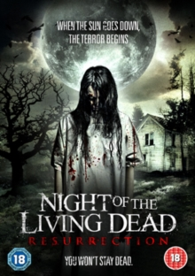 Night of the Living Dead - Resurrection, DVD