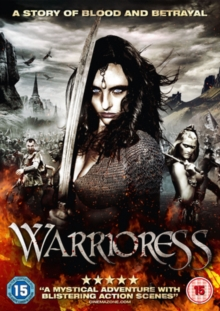 Warrioress, DVD