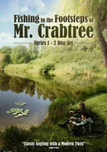Fishing in the Footsteps of Mr Crabtree: Series 1 and 2, DVD  DVD