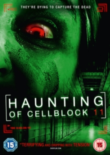 Haunting of Cellblock 11, DVD
