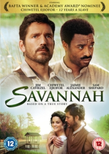 Savannah, DVD