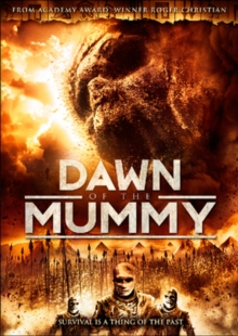 Dawn of the Mummy, DVD