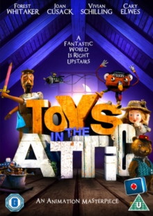 Toys in the Attic, DVD  DVD