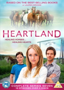 Heartland: The Complete Seventh Season, DVD  DVD