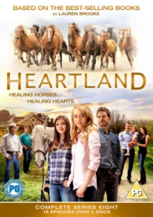 Heartland: The Complete Eighth Season, DVD
