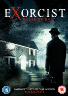 Exorcist - House of Evil, DVD