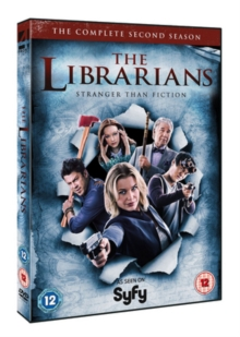 Librarians: The Complete Second Season, DVD DVD