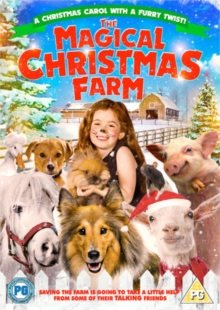 The Magical Christmas Farm, DVD