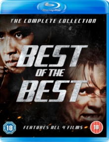 Best of the Best: The Complete Collection, Blu-ray
