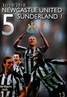 Newcastle United FC: Newcastle United 5 Sunderland 1 - 31/10/2010, DVD  DVD
