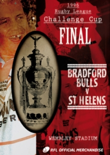 Rugby League Challenge Cup Final: 1996 - Bradford Bulls V St..., DVD