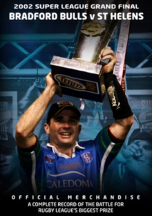 Super League Grand Final: 2002 - Bradford Bulls V St Helens, DVD  DVD