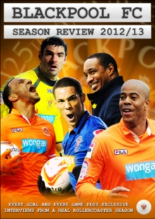 Blackpool FC: Season Review 2012/2013, DVD