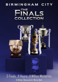 Birmingham City FC: The Finals Collection, DVD