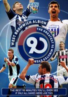 West Bromwich Albion: The Greatest 90 Minutes Ever, DVD