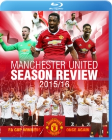 Manchester United: Season Review 2015/2016, Blu-ray