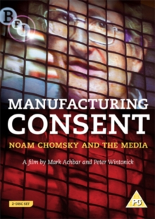 Manufacturing Consent - Noam Chomsky and the Media, DVD