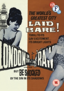 London in the Raw, DVD