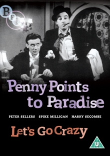 Penny Points to Paradise/Let's Go Crazy, DVD