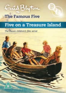 The Famous Five: Five On a Treasure Island, DVD