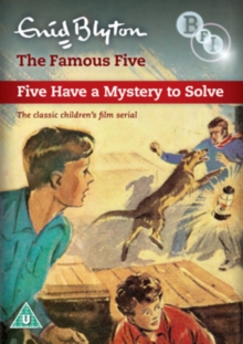 The Famous Five: Five Have a Mystery to Solve, DVD