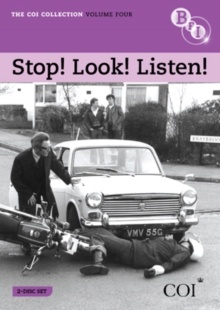 COI Collection: Volume 4 - Stop! Look! Listen!, DVD