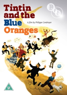 Tintin and the Blue Oranges, DVD
