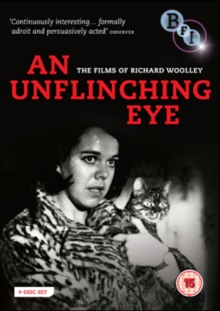 An  Unflinching Eye - The Films of Richard Woolley, DVD