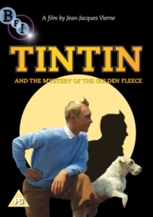 Tintin and the Mystery of the Golden Fleece, DVD