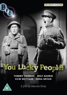 You Lucky People, DVD  DVD