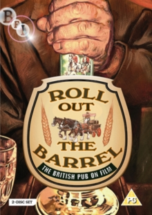 Roll Out the Barrel - The British Pub On Film, DVD