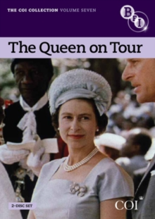 The COI Collection: Volume 7 - The Queen On Tour, DVD