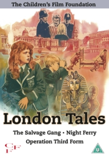 CFF Collection: Volume 1 - London Tales, DVD